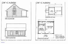cabin blue prints small cabin plans home design