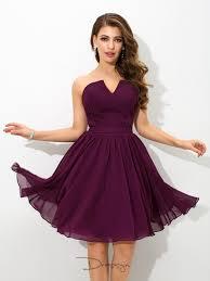 a linie herzausschnitt knielang chiffon brautjungfernkleid mit gefaltet p285 elegante kleider für hochzeitsgast hochzeitsgast sommer