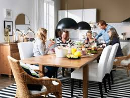Ikea Dining Room Ideas Extraordinary Minimalist Dining Room Design Ideas By Ikea Listed