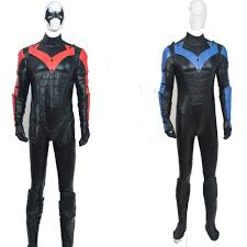 Halloween Costumes Nightwing Nightwing Halloween Costume Adults Free