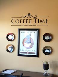 coffee themed kitchen wall decor kitchen design
