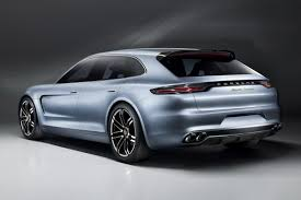 porsche 4 door sports car porsche panamera sport turismo debuting at 2017 geneva motor show
