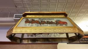 budweiser pool table light with horses budweiser pool table lights uk table designs