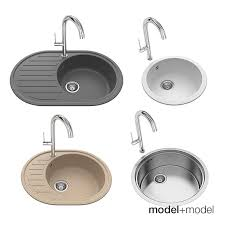 Round Kitchen Sinks By Modelplusmodel DOcean - Round sinks kitchen