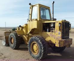 1976 caterpillar 930 wheel loader item j8304 sold febru