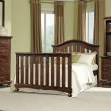 Brookline Convertible Crib Westwood And Toddler Size Conversion Rails Bambibaby