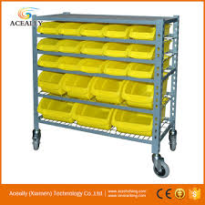 Storage Bin Shelves by Aceally Medium Duty Spare Parts Storage Bin Rack Buy Storage Bin