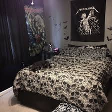 Best Room Ideas Alternative Rooms Images On Pinterest - Emo bedroom designs