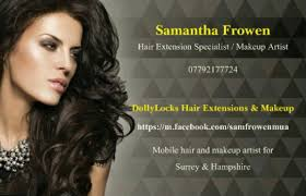 mobile hair extensions dollylocks hair extensions makeup