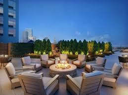 enjoy the view from ava dobro u0027s rooftop deck and lounge brownstoner