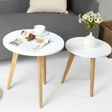 Small White Coffee Table Small Side Table Coffee Table Lobby Furniture Desk Magazine Table