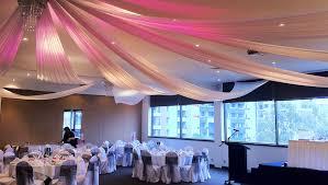 Ceiling Draping For Weddings Diy Wedding Decorations Ceiling Drapes Wedding Services Draping