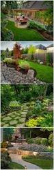 Landscaping Ideas For Sloped Backyard Best 25 Sloped Backyard Ideas On Pinterest Sloping Backyard For