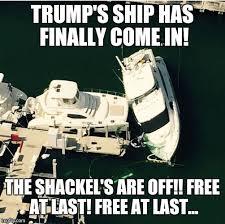 Yacht Meme - sunk yacht imgflip