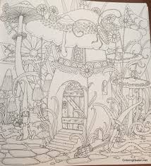zemlja snova dreamland coloring book review coloring queen