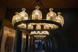 Chandelier India by Entrada Little Italy 1953 India St San Diego Ca 92101