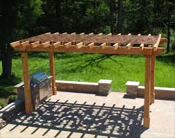 Pergola Kits Cedar by Customer U0027s Photo Custom 9 X 17 Rough Cut Cedar Oasis Pergola