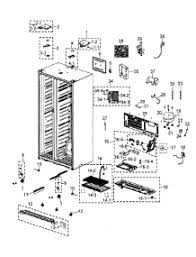 parts for samsung rsg257aawp xaa refrigerator