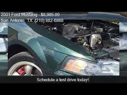 mustang for sale san antonio 2001 ford mustang bullitt gt 2dr coupe for sale in san anton