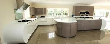 curved kitchen islands curved kitchen island about home decor