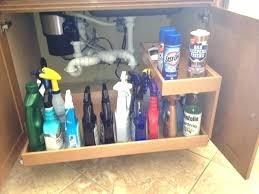 kitchen sink cabinet organizer kitchen sink storage captivating kitchen sink organization and