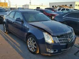 cadillac cts 2009 for sale 2009 cadillac cts for sale tx dallas salvage cars copart usa