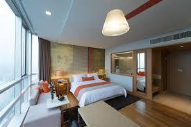 deluxe room luxury hotels pathumwan princess bangkok