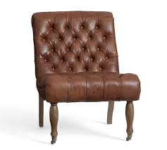 Pottery Barn Leather Chair Save 75 Off At Pottery Barn Premier Event On Furniture Home
