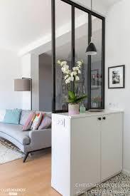 cloison cuisine salon chambre decoration entree moderne les meilleures idees la