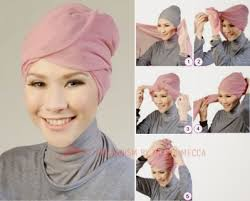 tutorial turban sederhana tutorial hijab zaskia adya mecca simple praktis dan modis