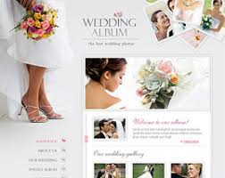 wedding site website packages zion web creation