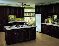 Cherry Espresso Cabinets Cherry Kitchen Cabinets