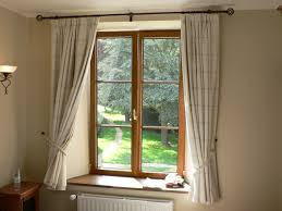 Curtain Styles For Windows Decorations Ideas For Bay Window Curtains Home Intuitive With