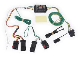 trailer wiring harness installation 2006 jeep liberty video