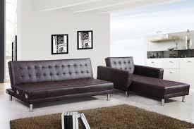 canape cuir modulable marron canapés d angle salon salle à manger