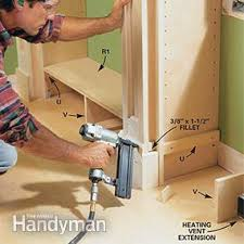How To Build A Corner Bookcase Step By Step How To Build A Built In Bookshelves U2014 The Family Handuman Family
