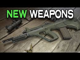 pubg new weapons pubg new weapon dp 28 new update youtube