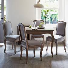 4 Seat Dining Table And Chairs Attractive Avignon Wooden Dining Table 4 Seater Within Home At For