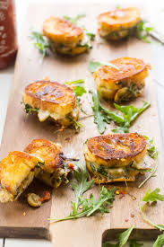 Easy Summer Entertaining Mini Grilled Cheese Sandwich Appetizers The On Bloor