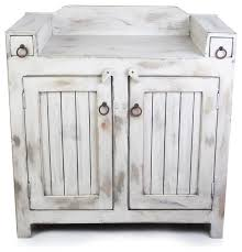 Vanity Supplies Farmhouse Vanity With Distress Finish Bathroom Distressed