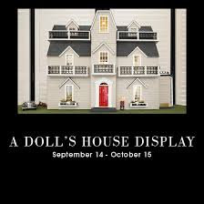 Build A Doll U0027s House doll u0027s house display at burnside village