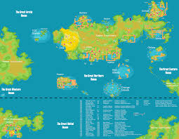 Minecraft World Maps by My Pokemon World Map V6 0 By Jamisonhartley On Deviantart