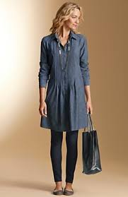 knit demin leggings from j jill fashion pinterest navy