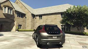 volvo hatchback 2015 volvo c30 unmarked police for gta 5