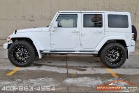 white convertible jeep 2015 jeep wrangler unlimited sahara 4 x 4 u2013 custom show jeep