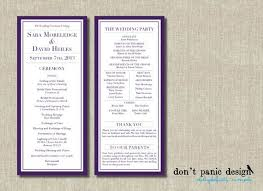 classic wedding programs 8 best wedding programs images on wedding ceremony