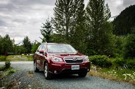 stanced subaru forester review 2014 subaru forester 2 5i limited the truth about cars