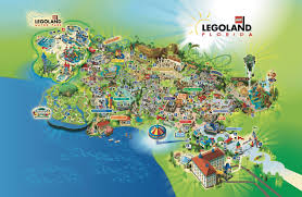 Lubeck Germany Map by Legoland Germany Map