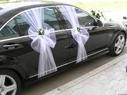 Wedding Car Decorations Fascinating Car Decoration For Wedding Images 87 On Wedding Table