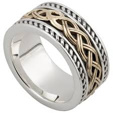 celtic rings meaning wedding rings for him wedding bands